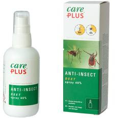 Care Plus DEET Spray Anti-Insect 100 ml