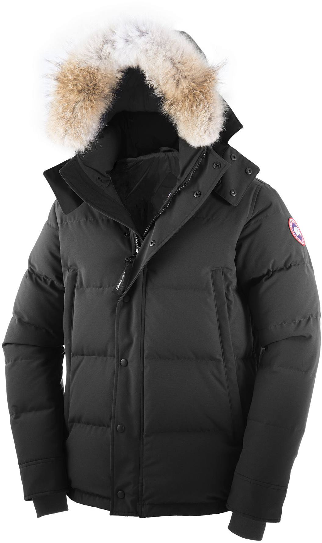 Canada Goose mens outlet discounts - Canada Goose Wyndham Parka | Winter jackets and parkas | Outdoor ...